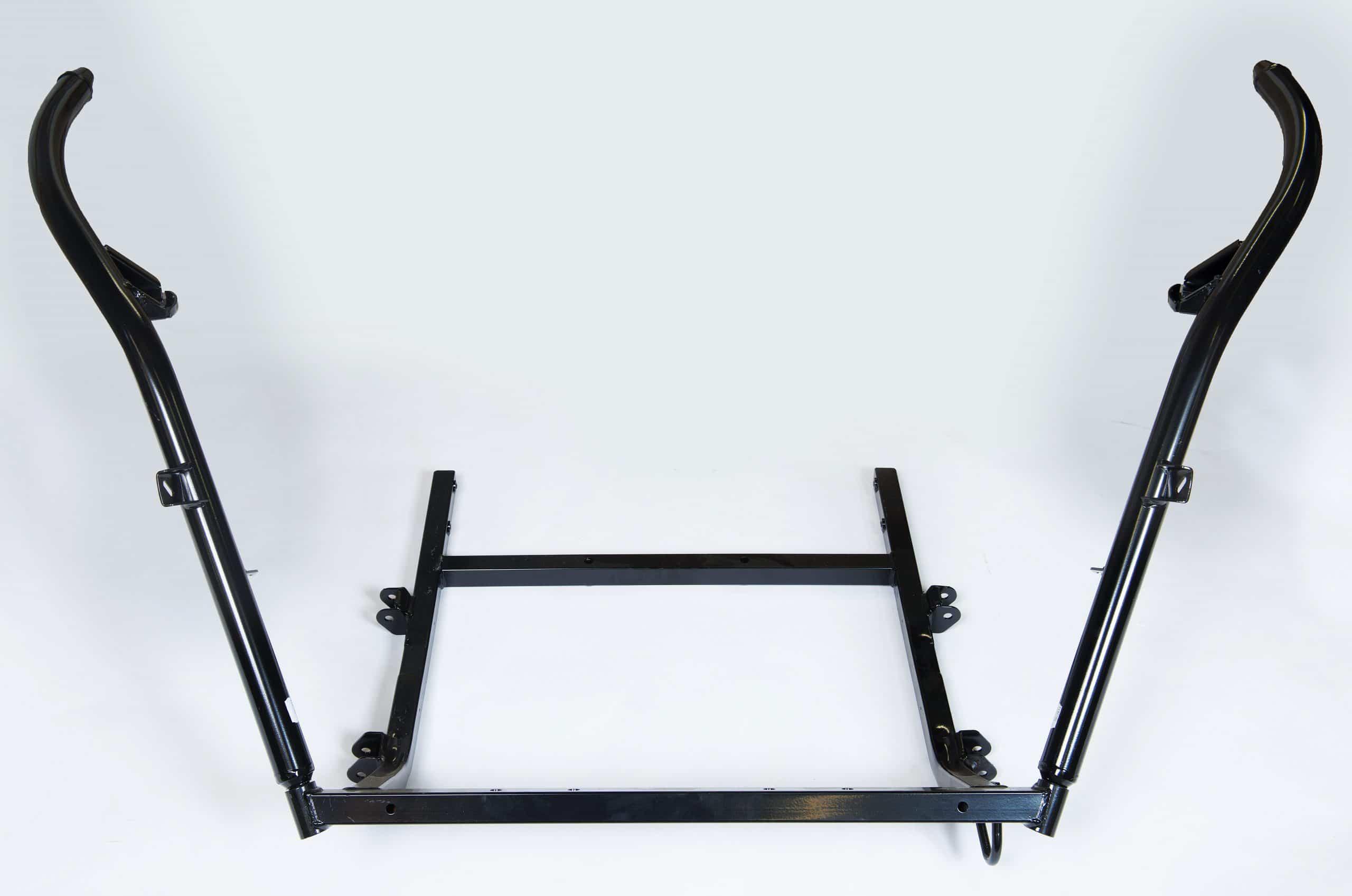 tubular motor cradle assembly