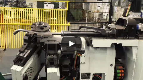 E-turn tube bending - Grinand